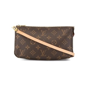 LOUIS VUITTON PRE-OWNED モノグラム ポシェット - ブラウン