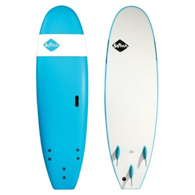 SOFTECH サーフボード 7'0 BLUE HAND SHAPED SOFTBOARD 【2019 ソフテック】 SURFBOARDS ソフトボード 送料無料