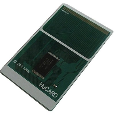 PCエンジン用フラッシュカートリッジ(HuCARD) PCE Flash Card V1 for PCE Dumper [SRPJ1481]