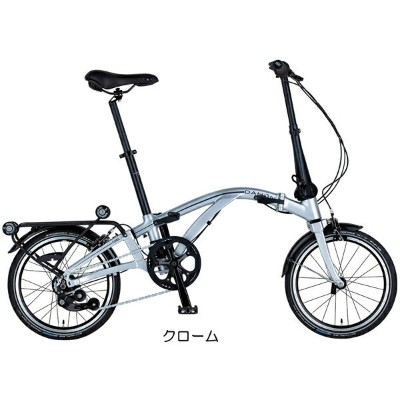 【2019年】ダホン(DAHON International)Curl-i4カールi4