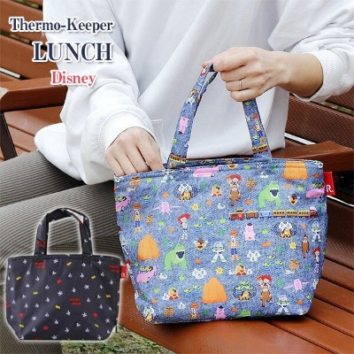 ROOTOTE ルートート サーモキーパーLUNCH ディズニー