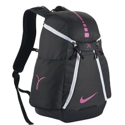 Nike Hoops Elite Max Air 2.0 Backpack メンズ Anthracite/Black/Pinkfire II バックパック ナイキ リュックサック フープスエリート