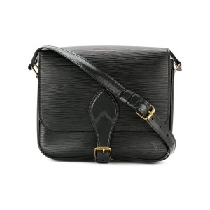 Louis Vuitton Pre-Owned Cartouchiere ショルダーバッグ - ブラック