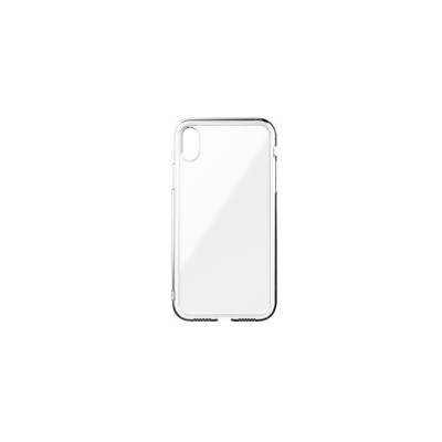 ABSOLUTE technology LINKASE AIR with Gorilla Glass for iPhone XR(側面TPU:クリア) ATAIRIPXR/CL[ATAIRIPXRCL...