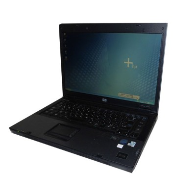 中古パソコン ノート WindowsXP HP 6710b (KL509AV) Core2Duo T8100 2.0GHz/3GB/120GB/DVD-ROM/15.4インチ
