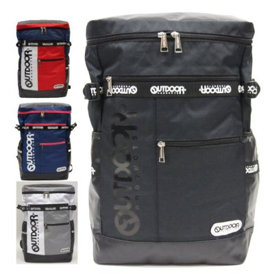 OUTDOOR PRODUCTSトーランス・シリーズボックス型リュックサック30L