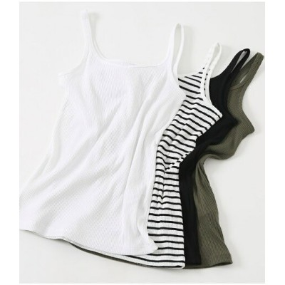 AZUL by moussy BASIC 2WAY CAMISOLE アズールバイマウジー カットソー