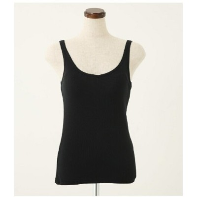 AZUL by moussy BASIC BRA TANKTOP アズールバイマウジー カットソー