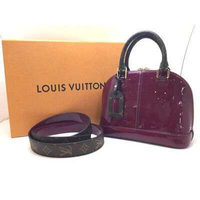 LOUIS VUITTON 【ルイヴィトン】アルマBB ミロワール M54785 USED-A 送料無料 k18-4404
