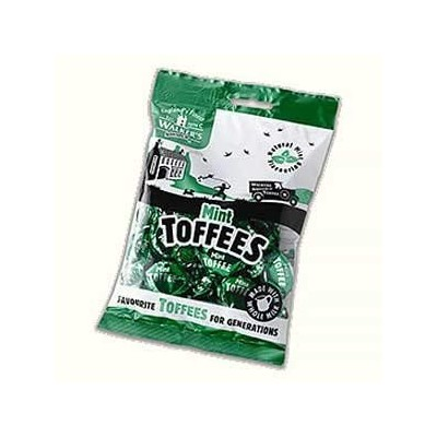 Walkers Nonsuch Mint Toffee 150g bag x 6 - ウォーカーズミントトフィー150g x 6パック