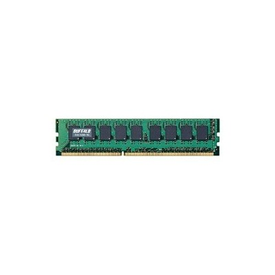 BUFFALO バッファロー PC3-10600対応 240Pin用 DDR3 with ECC (1GB) D3E1333-1G