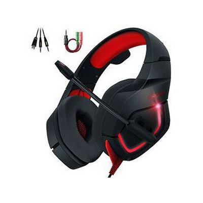 GAMING HEADSET RED BLHS01RD(レット
