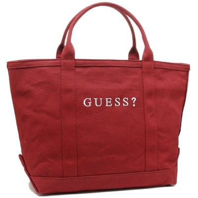 GUESS トートバッグ レディース ゲス AJ1A5A30K RED レッド