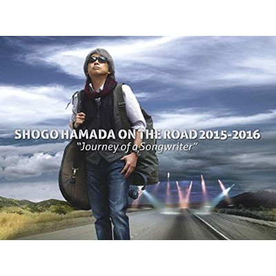 """ON THE ROAD 2015-2016 """"Journey of a Songwriter""""(完全生産限定盤) [DVD]"""