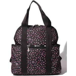 LeSportsac DOUBLE TROUBLE BACKPACK/プチペタル
