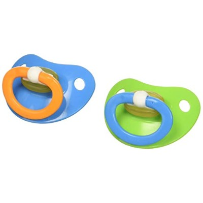NUK Orthodontic Silicone Pacifier 6-18 Months by NUK