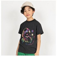 【SALE 30%OFF】KRIFF MAYER(Kids) SNOOPY−T(FREE)(チャコール)【返品不可商品】