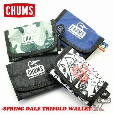 CHUMS チャムスSpring Dale Trifold wallet