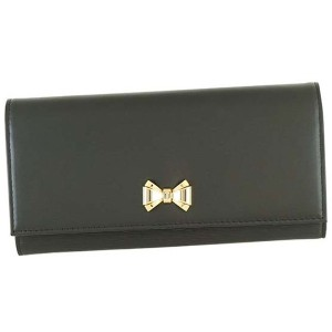 【SALE 20%OFF】テッドベーカー TED BAKER CURVED BOW FOLD MATINEE (BLACK) レディース