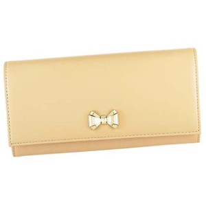 【SALE 20%OFF】テッドベーカー TED BAKER CURVED BOW FOLD MATINEE (TAUPE) レディース