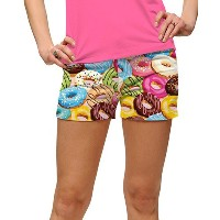 LoudMouth Ladies Bakers Dozen Shorts【ゴルフ レディース>パンツ】