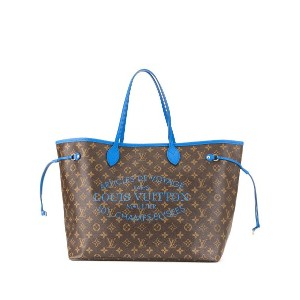 LOUIS VUITTON PRE-OWNED Neverfull ハンドバッグ - ブラック
