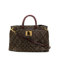 Louis Vuitton Pre-Owned Etoile Exotique ハンドバッグ - ブラウン