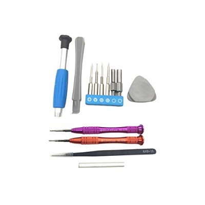 多機能ツールキット Repair Tool Kit for psp pspgo 3ds 3dsxl switch GBA GBASP GBC GB NGC/N64/SFC/Wii - 9pcs...