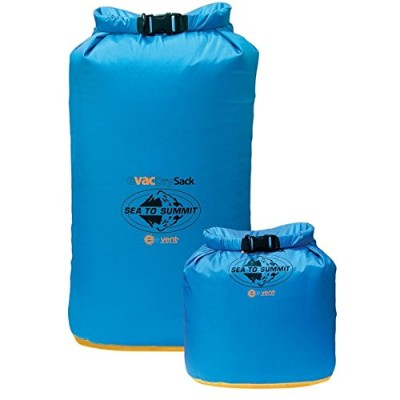 Sea To Summit eVAC Dry Sack Blue, 8L by Sea to Summit
