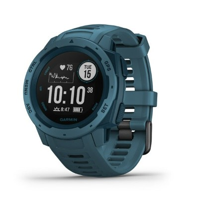 ガーミン(GARMIN) INSTINCT Lakeside Blue 010-02064-52 Lakeside Blue (0100206452)