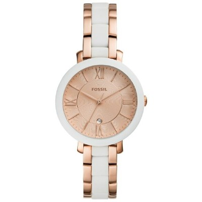 【SALE/30%OFF】FOSSIL FOSSIL/(W)JACQUELINE_ES4588 フォッシル ファッショングッズ 腕時計 ピンク【送料無料】