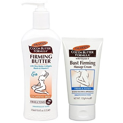 Palmer's Cocoa Butter Firming Butter with Bust Cream by Palmer's