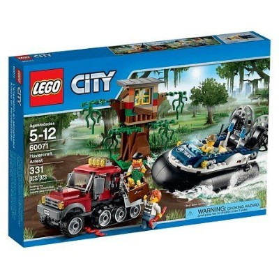 レゴ シティ Lego City Police Hovercraft Arrest 60071レゴ シティ