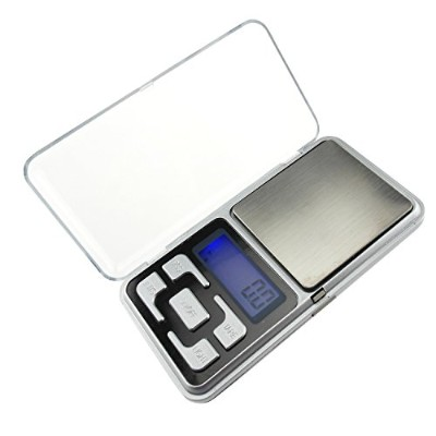 1 X High Accuracy Mini Electronic Digital Pocket Scale Jewelry Diamond Gold Coin Calibration...