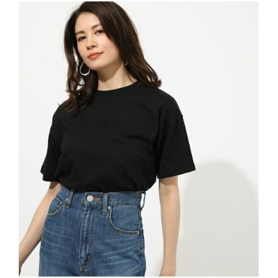 AZUL by moussy SHORT LINGTH TEE アズールバイマウジー カットソー