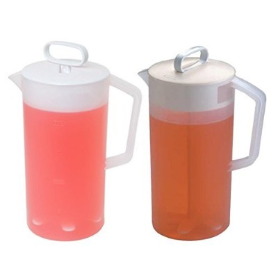 Rubbermaid Servin Saver White Mixing Pitcher 2 Qt. (Set of 2) by Rubbermaid