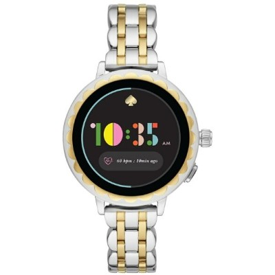 kate spade new york connected kate spade new york connected/(W)scallop smartwatch 2 ウォッチステーションインターナシ...