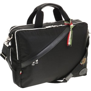 ACE BAGS & LUGGAGE ≪オロビアンコ  INDENNE-A 06≫ A4 3WAY ビジネスリュック メイン収納部1