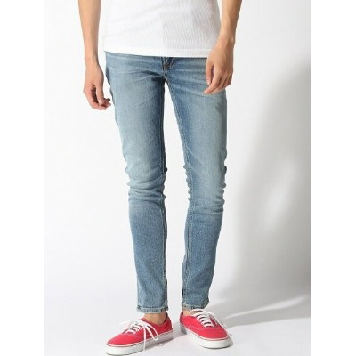 【SALE/40%OFF】nudie jeans nudie jeans/(M)Skinny Lin/Old Blues ヌーディージーンズ / フランクリンアンドマーシャル パンツ/ジーンズ...