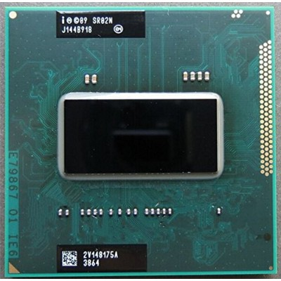 [Intel] Core i7 2670QM モバイル CPU 2.20GHz SR02N【バルク品】