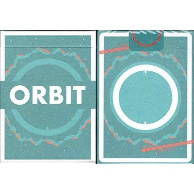 Orbit v5 Playing Cards Poker Size Deck USPCC Custom Limited Edition
