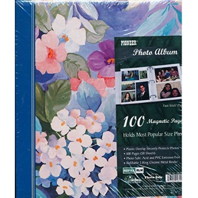 Pioneer Photo 100page Magnetic Album Tr-100 Photo Albums & Accessories [並行輸入品]