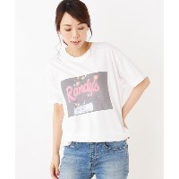 【OPAQUE.CLIP(オペークドットクリップ)】 OPAQUE.CLIP×GOOD ROCK SPEED フォトTシャツ OUTLET > OPAQUE.CLIP > トップス > Tシャツ...