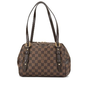 Louis Vuitton Pre-Owned リヴィントン PM ハンドバッグ - ブラウン