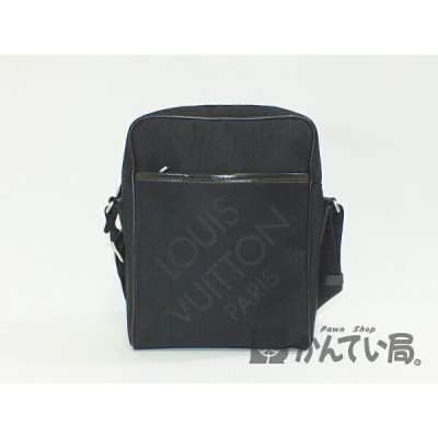 LOUIS VUITTON ルイヴィトン ダミエ ジェアン シタダンNM ショルダーバッグ M93223 ノワール 中古 used A