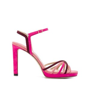 Jimmy Choo Lilah strappy sandals - ピンク