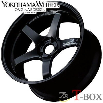 YOKOHAMA WHEEL ADVAN Racing GT for Japanese Cars 19inch 10.0J PCD:114.3 穴数:5H カラー : SGB / WW...