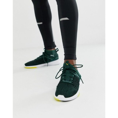 プーマ Puma メンズ シューズ・靴 スニーカー【training mantra trainers in green】Green