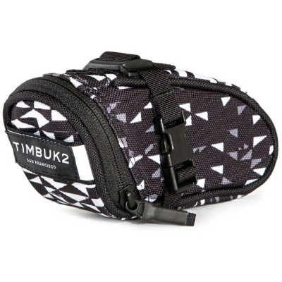 TIMBUK2(ティンバック2) サイクルバッグ Bicycle Seat Pack Print(バイシクル シートパック プリント) 0.33L/S Shattered Triangles IFS...