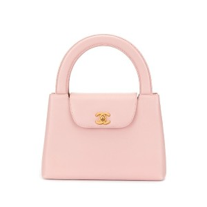 Chanel Pre-Owned ハンドバッグ - ピンク